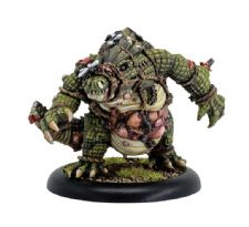 Gatorman Husk – Minion Solo (resin/metal)